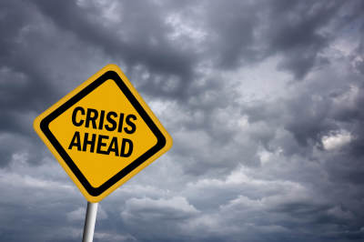 C is for... Crisis. PART ONE: Crisis Calls