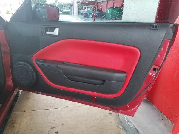 Camaro Door Panel