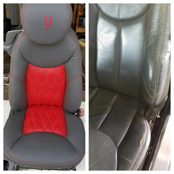 Mercedes Benz Seat