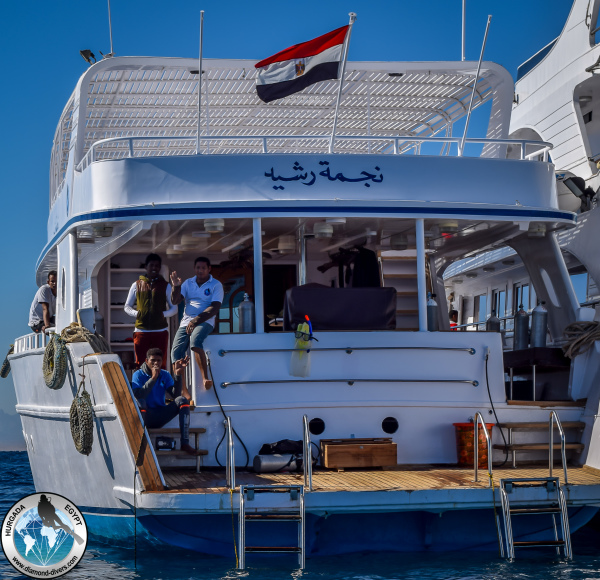 Scuba diving Red Sea Hurghada, Egypt