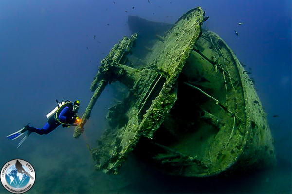 Thistlegorm, wreck dive, Scuba diving, Hurghada, Red Sea, Egypt