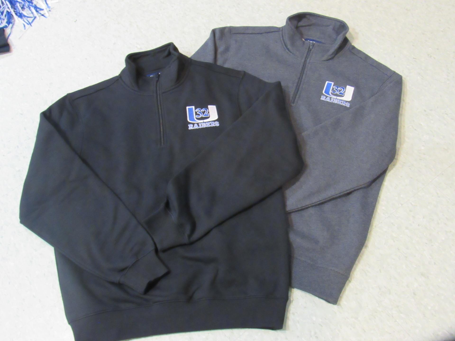 1/4 Zip Sweatshirts