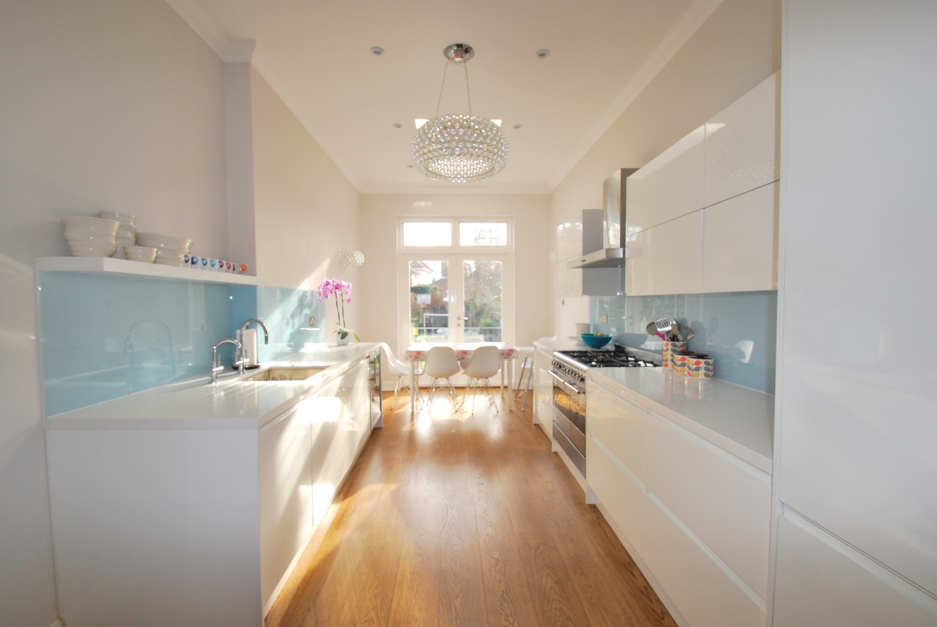 Kitchen project featured on HOUZZ