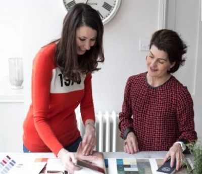 Decorating with Rosie Green Beauty Editor of Red Magazine