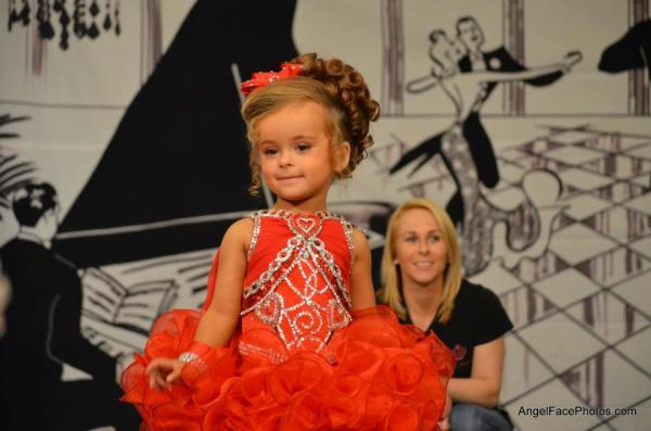 Toddlers & Tiaras Pageant, Featured Contestant