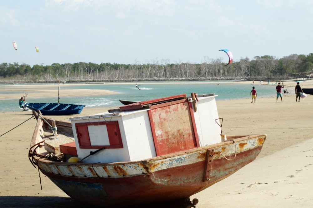 Boot Strand Kiter
