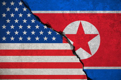 Peace talks between North Korea and the United States