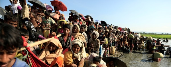 A two-state solution may be the best response to the Rohingya crisis in Myanmar