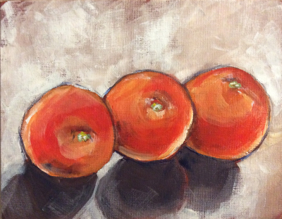 Why orange you apples?  - SOLD