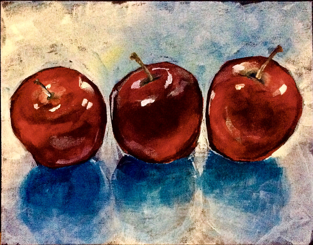 Salt Lake Apples - SOLD