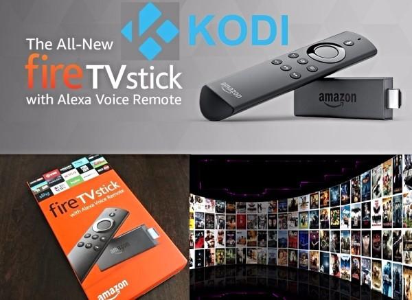 Kodi Amazon Firestick in 4K