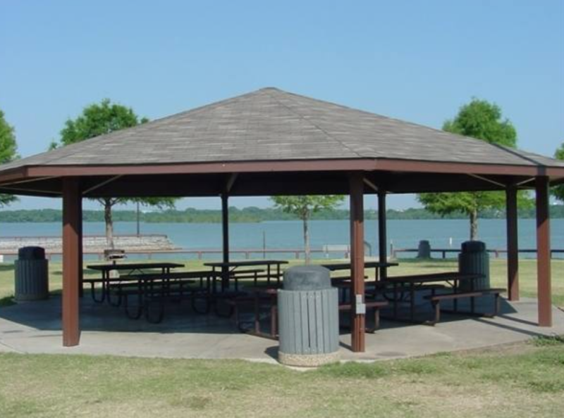 Bowman Springs Park and the Rentable Pavilion
