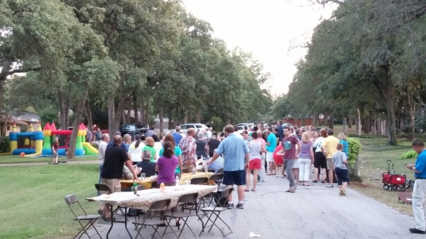 National Night Out 2014 Shorewood Estates