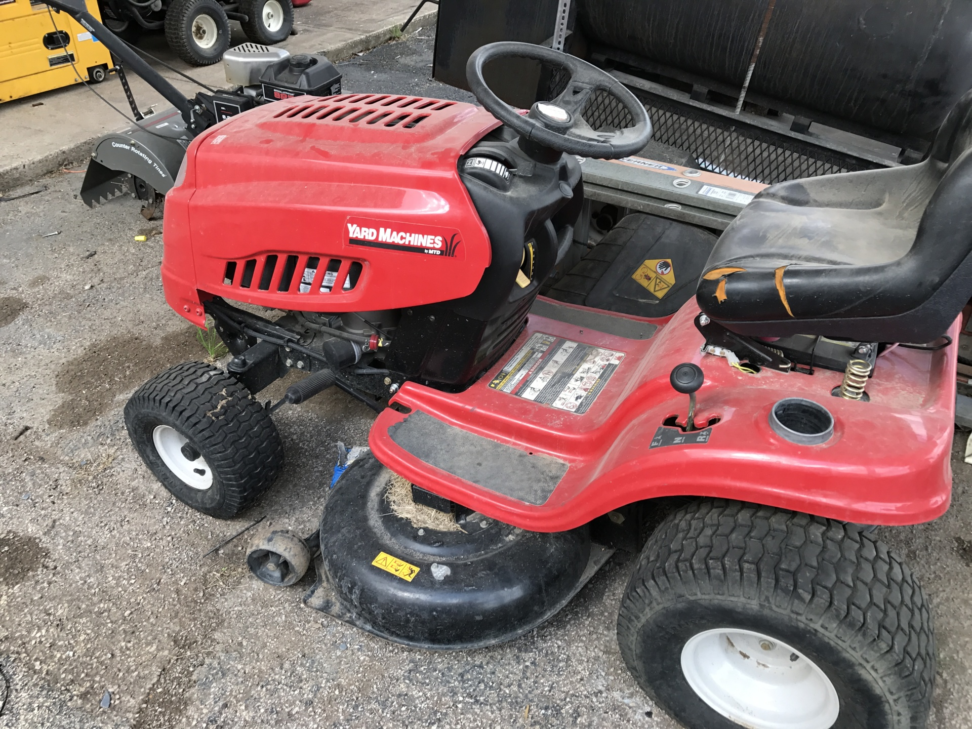 Larrys Small Engine Repair Lawn Mower And Small Engine