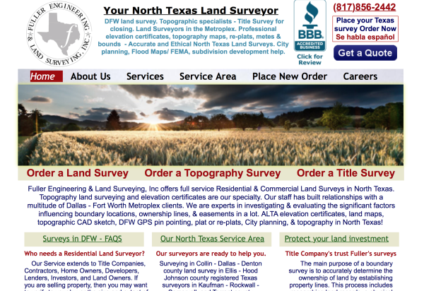 Fuller Engineering & Land Surveying, Inc