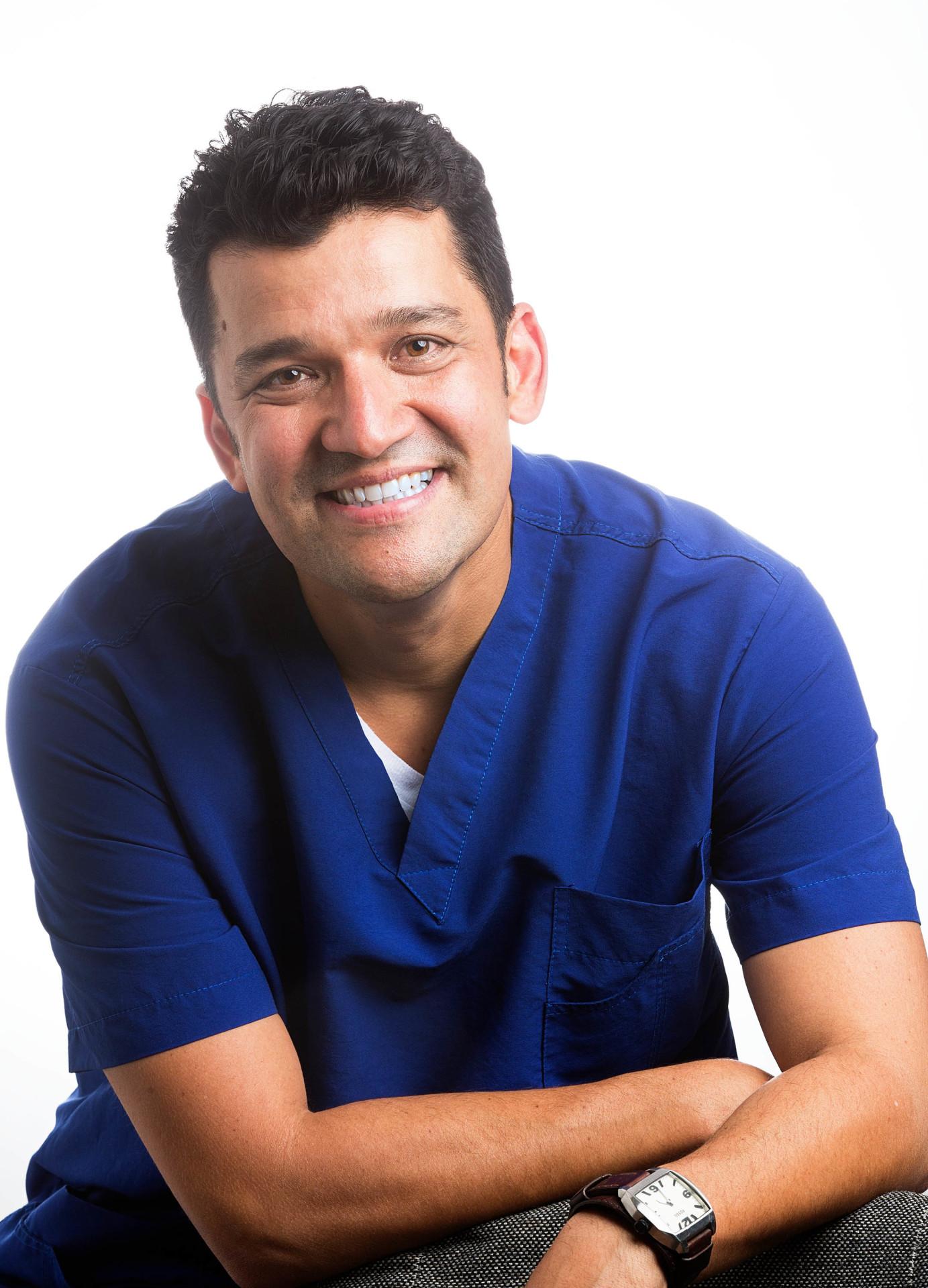 Mauricio Vecino, MD, CCRP