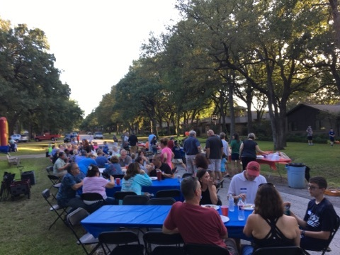 National Night Out Fall 2018 - Shorewood Estates Arlington TX
