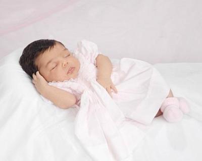 ¿Cuándo mi bebé dormirá toda la noche?