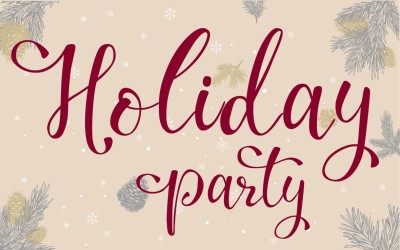 True Nutritionist Light Body Healer 1st Annual Holiday Party