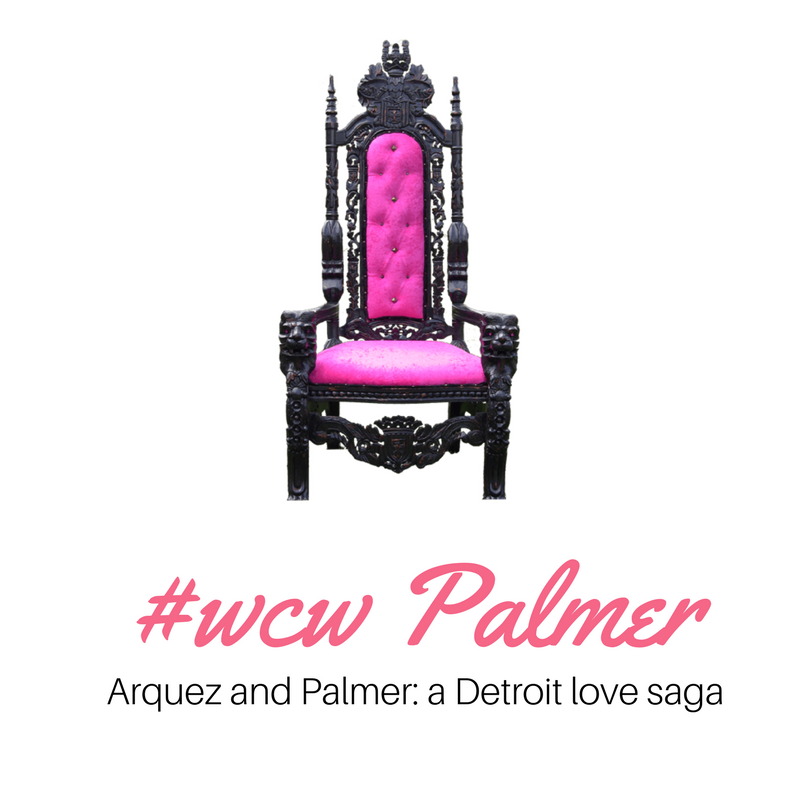 #WCW is Palmer