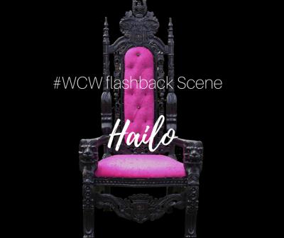 #wcw scene Hailo