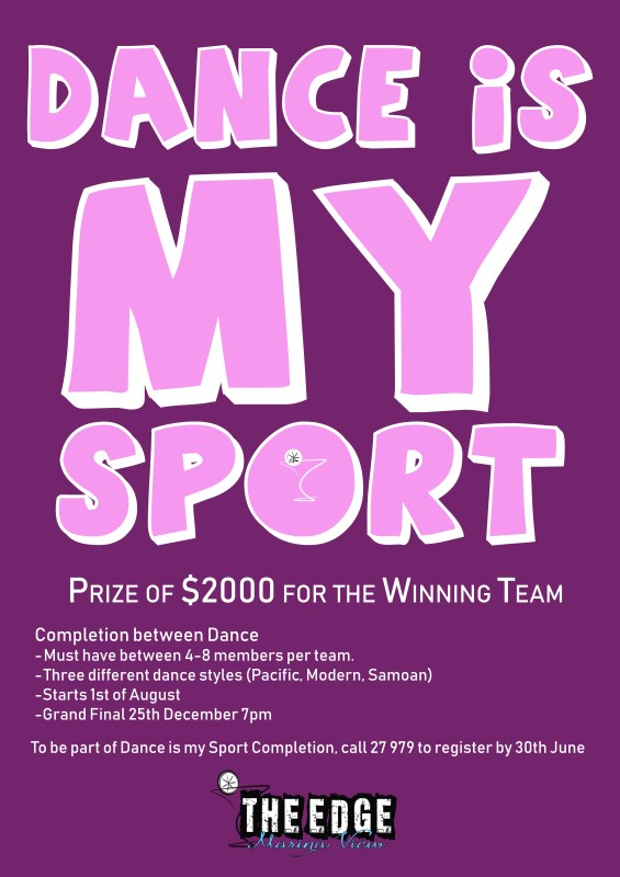 DANCE is MY SPORT Competition 2018
