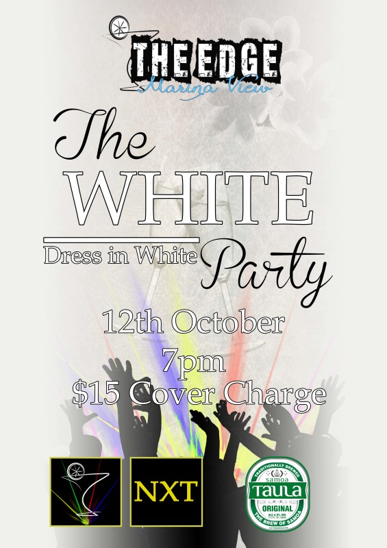 White Dance Party