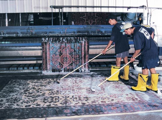■Restoration of Oriental Rugs