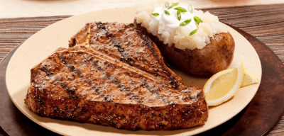 """The Torah """" A steak dinner that will truly satisfy"""""""
