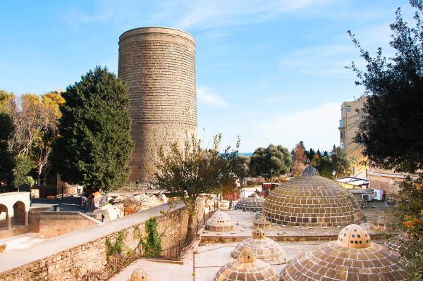 Culture, Tour, Baku, Old city,