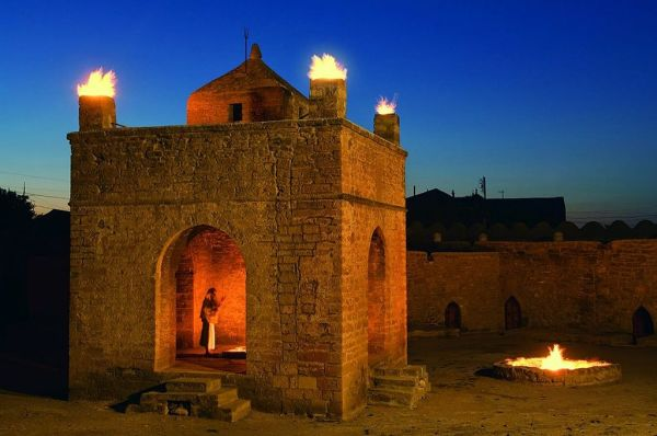 Culture, History, Fire Temple,