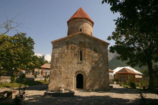 Albanian Church Tour