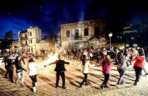 Cuisine, Food, Holiday, Nowruz, Baku, Azerbaijan