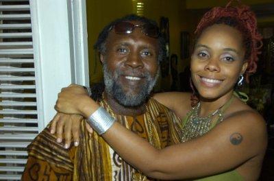 Count Ossie Jnr & Mojiba