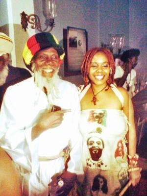 Ras Micheal & Mojiba
