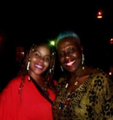 Dr.Carolyn Cooper & Mojiba @ RedBones Nov.30.2016