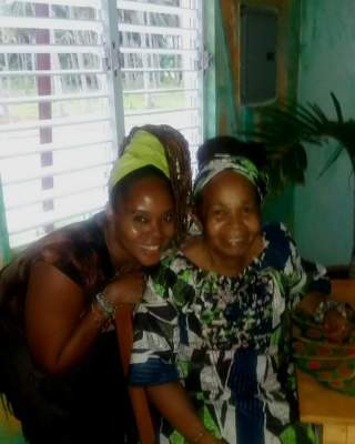 Sister P & Mojiba @ Susumba Restaurant PortLand