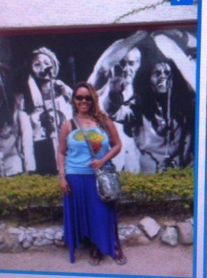 Mojiba @ Bob Marley Museum