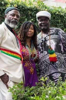 Fikre Selassie, Isha Bel & Bongo Herman