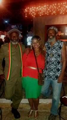 Fikre Selassi, Mbala & Mojiba @ Redbones 17th Writer's Award Ceremony.Nov.30.2016