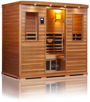 Infrared sauna therapy at Body For Life Healing in Tucson Arizona, learn more at www.bodyforlifehealing.com