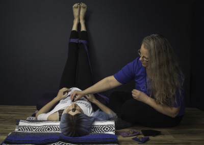 Receive a deeply relaxing ananda yoga session in Tucson Arizona from Body For Life Healing. Learn more at https://www.bodyforlifehealing.com/restorative-ananda-yoga-tucson-arizona