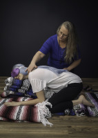 Canna Yamamoto of Body For Life Healing teaches Ananda Yoga in Tucson Arizona