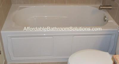 Kohler Devonshire Skirted Bathtub