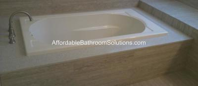 Kohler Devonshire Drop-In Bathtub