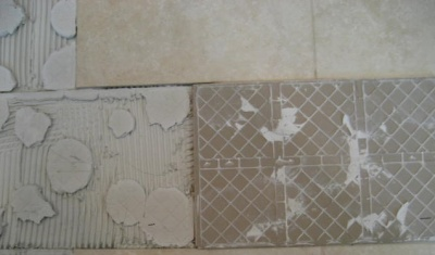 Floor Tile Repair