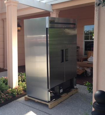 TRUE® Commercial Refrigerators & Freezers
