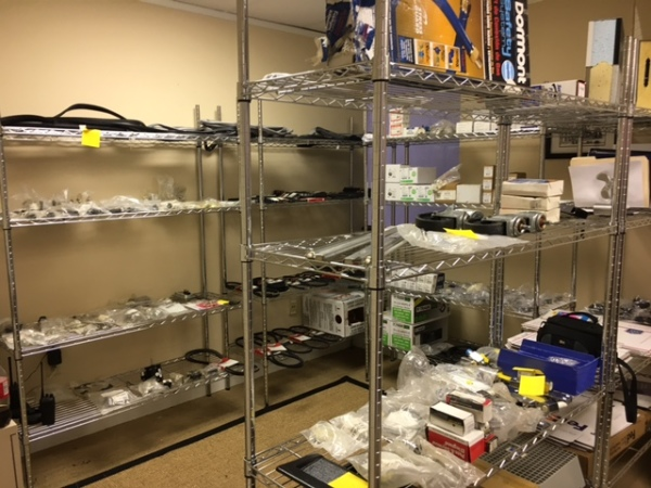 Walk-In Cooler & Freezer Parts & Accessories