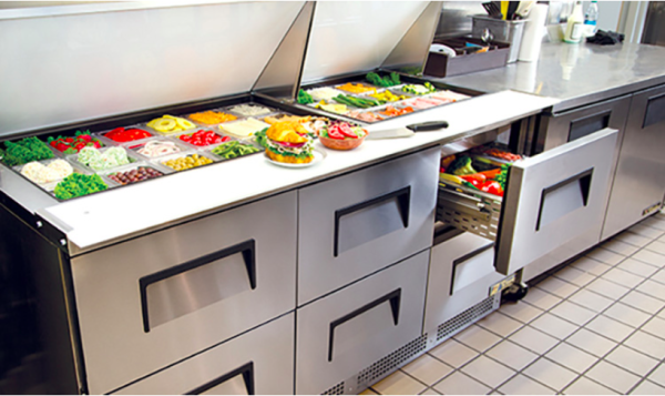 True Refrigeration - Commercial Foodservice Equipment