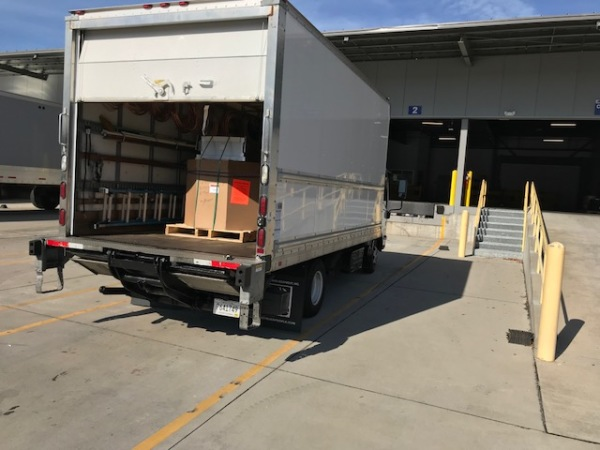 Shipping and Lift-Gate Delivery In Charleston, South Carolina